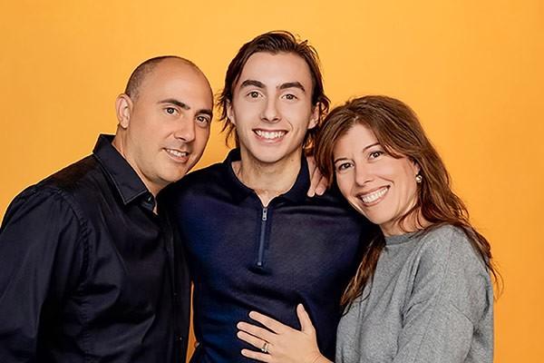 CHUJSF family photo