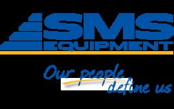 sms equipment logo